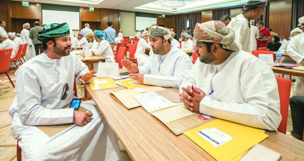 """""""المناطق الصناعية"""" تنظم """"لقاء الموردين العمانيين"""" بمشاركة أكثر من 100 شركة ومصنع"""
