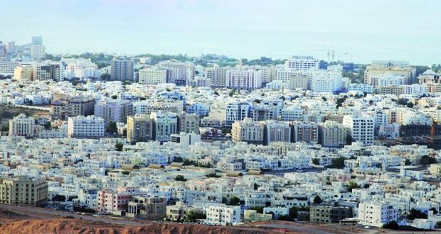 أكثر من مليار ريال عماني القيمة المتداولة للنشاط العقاري بنهاية أبريل 2018