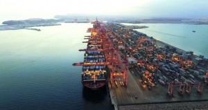 غدا وصول أول باخرة للحاويات بميناء صلالة