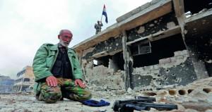 الجيش السوري يتصدى لمحاولة تسلل (دواعش) لعدد من النقاط بريف دير الزور