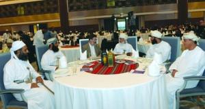 الأوقاف والشؤون الدينية تنظم فعالية (تعارف) في نسختها الثالثة بمركز عمان الدولي للمؤتمرات والمعارض