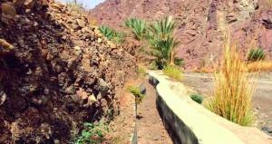 أهالي القرى الجبلية بأودية عاهن وحيبي والحلتي والصلاحي بصحار يطالبون بتوصيل المياه لقراهم