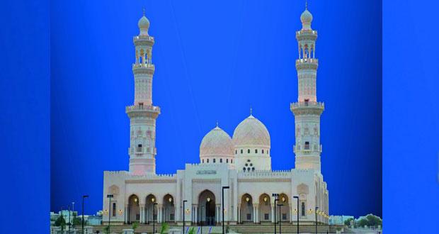 شبيب بن تيمور يفتتح غدا جامع السيدة فاطمة بنت علي بالسيب