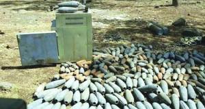 الجيش السوري يدعو مسلحي أنخل لإلقاء السلاح .. ويعثر على ورشة لتصنيع الأسلحة بريف حمص