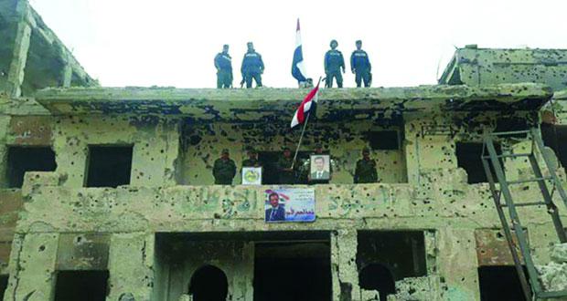 سوريا: الأمن ينتشر في (اليرموك) والحجر الأسود
