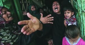 3 شهداء في قصف مدفعي من قوات الاحتلال استهدف مرصدا للمقاومة