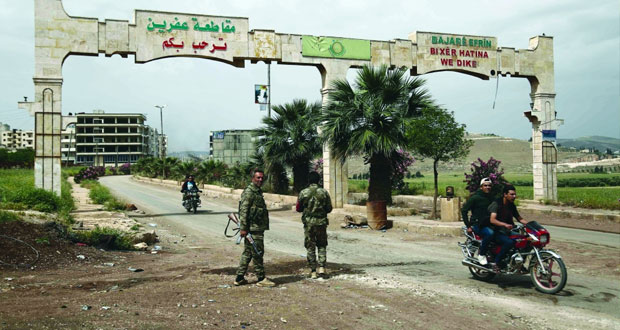 سوريا: الحرب على إسرائيل والإرهاب حرب واحدة