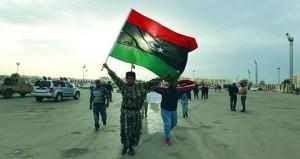 ليبيا: الجيش يعلن السيطرة على منطقة غربي درنة
