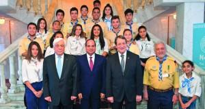 مصر تطلق مبادرة (العودة للجذور) للجاليات (اليونانية القبرصية)