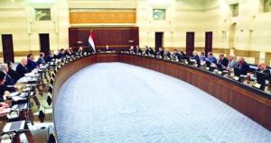 الحكومة السورية تضع خطة متكاملة للمناطق المحررة خدمياً واقتصادياً