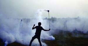 شهيد متأثر بجراحه بغزة .. ومواجهات عنيفة مع الاحتلال بمحاور مختلفة في الضفة