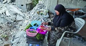 الجيش السوري يفكك عشرات العبوات الناسفة من مخلفات الإرهابيين جنوب دمشق