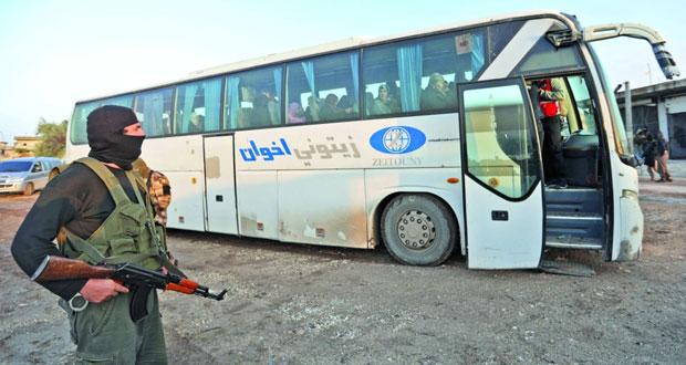 سوريا: الجيش يواصل حملته العسكرية في جنوب دمشق
