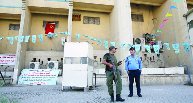 العراق : قتلى عسكريون بانفجار في مطيبيجة مع بدء عملية لتطهيرها من (داعش)