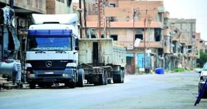 الحياة تعود إلى مدينة تدمر السورية