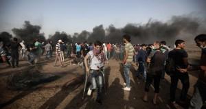 استشهاد فلسطيني متأثرا بإصابته بـ(العودة)