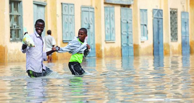 الصومال: مقتل أكثر من 20 شخصا بسبب إعصار مداري