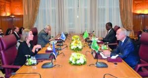 ليبيا: (الرباعية) تؤكد دعمها لـ(الرئاسي) و(الوفاق) وأهمية وجود جيش موحد