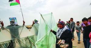 أكثر من ألف جريح برصاص الاحتلال في غزة .. والصحة تناشد لتوفير مستلزمات العمليات الجراحية