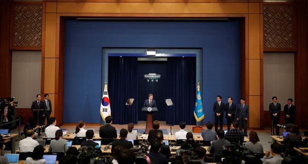 كوريا الشمالية ملتزمة باستكمال نزع السلاح النووي والقمة مع ترامب
