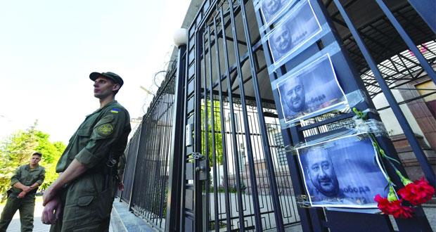 أوكرانيا تختلق قضية موت الصحفي بابتشنكو .. وتتهم روسيا بقتله