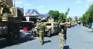 أفغانستان: طالبان تتوعد بهجمات وتدعو المدنيين لتجنب المراكز العسكرية