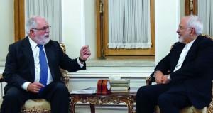 إيران: البرلمان يتلقى تقريرا عن المباحثات مع أوروبا بشأن (النووي)