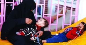 اليمن:(يونيسف) تطلق أول حملة للتحصين ضد الكوليرا