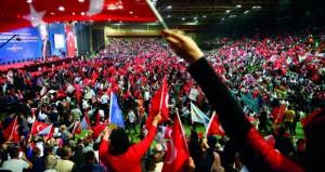 تركيا: أردوغان يعقد تجمعا انتخابيا مثيرا للجدل في البوسنة