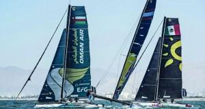 """فريق """"الطيران العُماني"""" يتطلع للدفاع عن لقب بطولة العالم لقوارب """"الجي سي 32 """""""