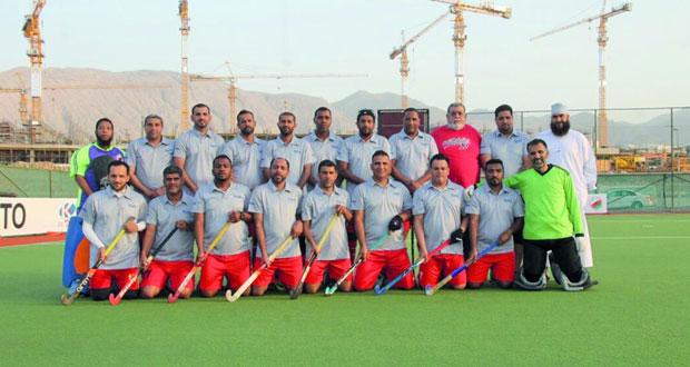 منتخب رواد الهوكي ضمن المجموعة الثالثة في كأس العالم للرواد