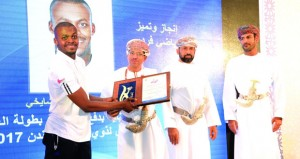 وزير الإعلام يكرم الفائزين في مسابقة ( إنجازاتنا ) و يشيد بدور الوزارة في استمرارية الجائزة