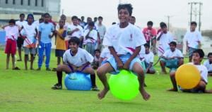 في موسمه الثالث عشر برنامج صيف الرياضة يحوي 23 لعبة بجميع محافظات السلطنة