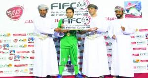 فريق شركة تنمية نفط عمان يتأهل للبطولة العالمية للشركات بكندا