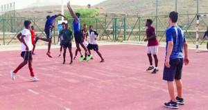 الشؤون الرياضية بجنوب الشرقية تكمل استعدادها ببرامج رياضية متنوعة