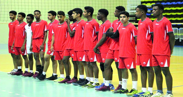 منتخبنا الوطني للناشئين للكرة الطائرة يشارك في البطولة الآسيوية الـ12بإيران