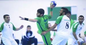 منتخبنا الوطني لكرة اليد للشباب يواصل معسكره الخارجي بالبحرين
