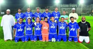 فريق الوطن يفرط في فوز ثمين أمام فريق وزارة الإعلام ويرضى بالتعادل