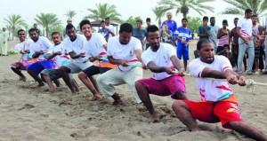 لجان برنامج صيف الرياضة بمحافظات الوسطى وجنوب وشمال الشرقية تكمل جاهزيتها