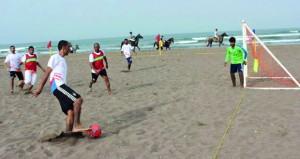 محافظتا ظفار والبريمي تعلنان جاهزيتهما لانطلاق برنامج صيف الرياضة