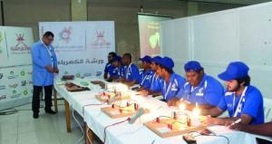 اللجنة المشرفة على معسكرات شباب الأندية تنهي استعداداتها الفنية والإدارية