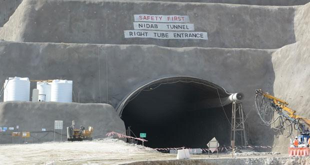 افتتاح طريق بدبد ـ صور منتصف العام القادم