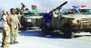 ليبيا: البحرية تنقذ 25 مهاجرا غير قانوني