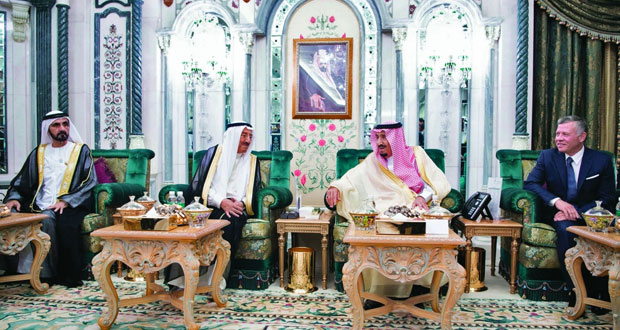 الأردن: السعودية والإمارات والكويت تقدّم 2.5 مليار دولار مساعدات