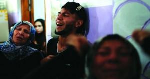 قوات الاحتلال تصعد إرهابها في الأراضي الفلسطينية وتسقط شهيدا بغزة