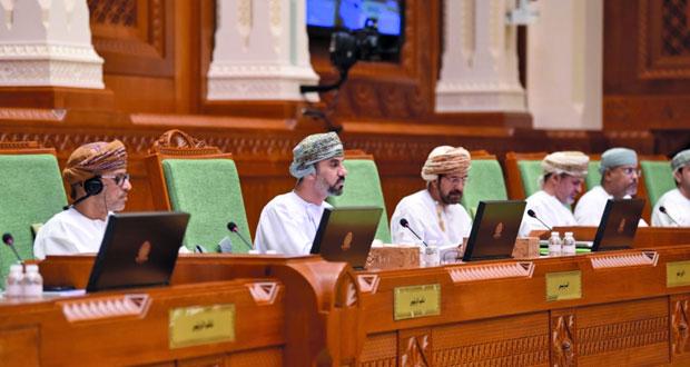 الشورى يوافق على مشروع قانون الضريبة على السلع الانتقائية ودراسة لجنة الإعلام والثقافة بشأن الاستثمار في المواقع التراثية