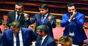 الحكومة الإيطالية تسعى للحصول على دعم البرلمان