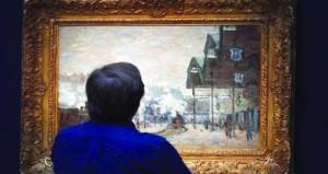 لوحتان لمونيه وبيكاسو تتصدران مزادا للأعمال الفنية فـي لندن