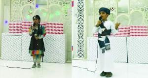 مشاركة واسعة في الملتقى الرمضاني الثاني للأطفال بإزكي
