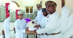 ختام فعاليات ملتقى الصمود الثقافي الرمضاني بنـزوى